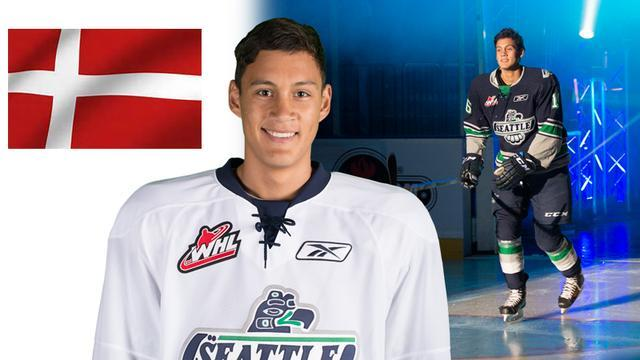 Александр Тру, seattlethunderbirds.com