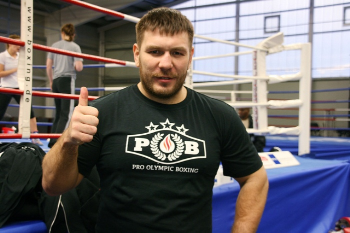 Руслан Чагаев, fightnews.ru