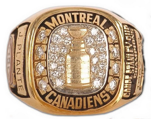 1958-Stanley-Cup-Ring