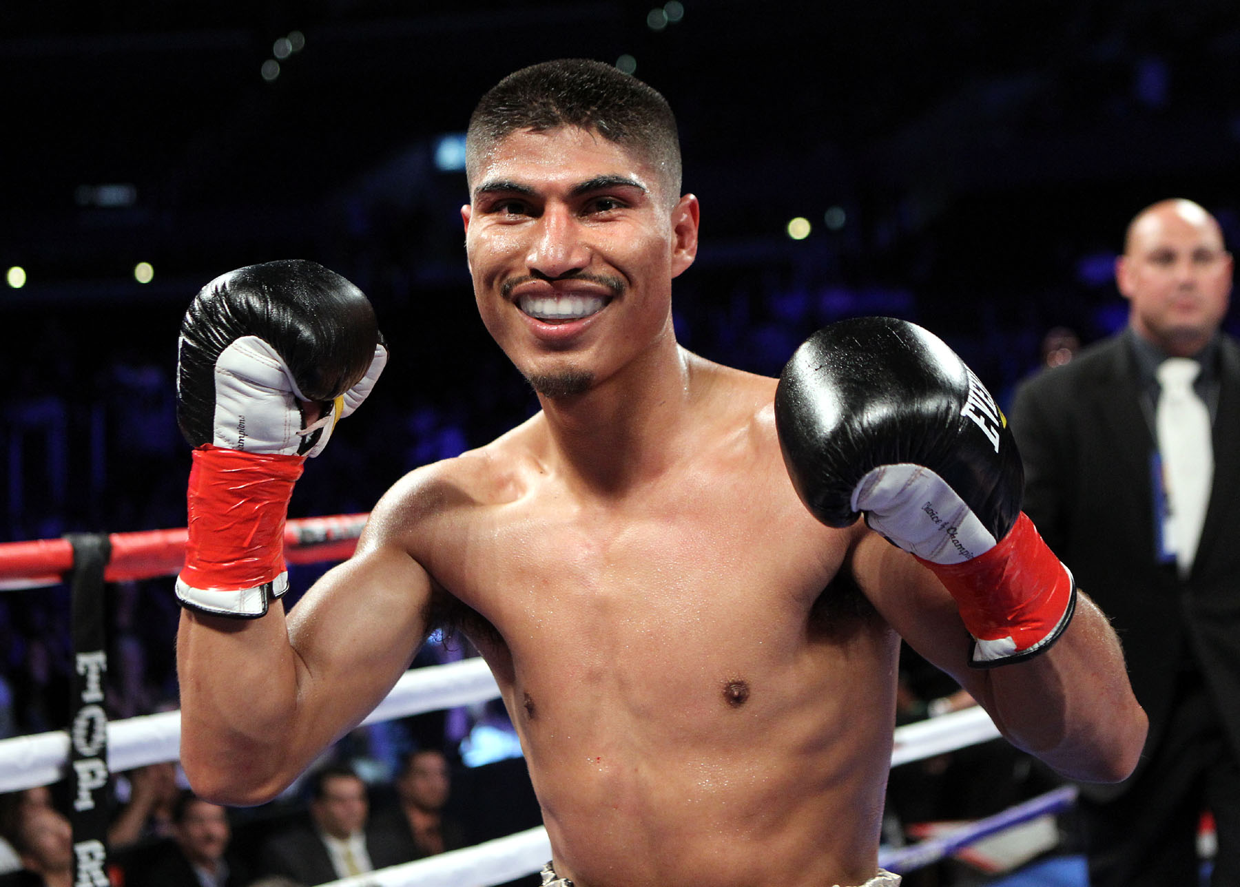 Richard Commeys team reckons Mikey Garcia doesnt fancy taking on his mandatory writes Kenneth Bouhairie