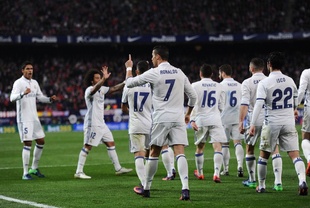 real madrid the business